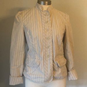 GAP Women's Button Down Victorian Inspired